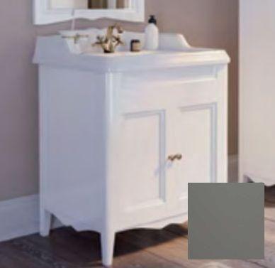 Тумба с раковиной Tiffany World Veronica Nuovo VER2073-G+AR834bi*1 73*54*81 ФОТО