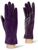 Фиолетовые перчатки ELEGANZZA