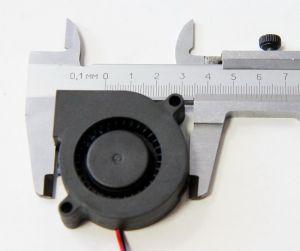 Вентилятор радиальный (центробежный) 50х50х15мм 12В