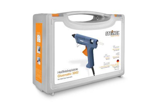 Пистолет клеевой Gluematic 3002, в кейсе Steinel 333393