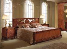 Кровать АЛЕЗИ П349.20 с высоким изножьем 2000