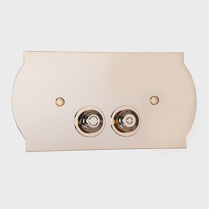 Клавиша Tiffany World TW300.4gold светлое золото ФОТО