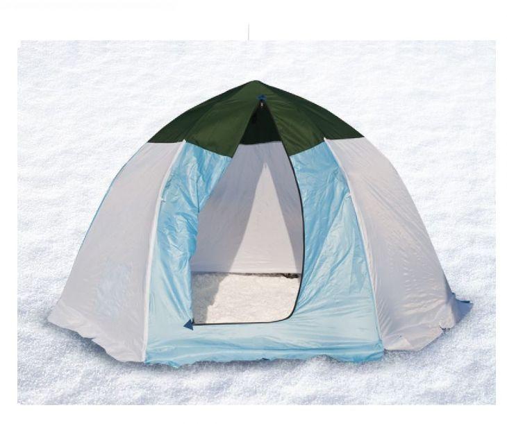 Палатка СТЭК 3-местная дышащая 2,6*1,6
