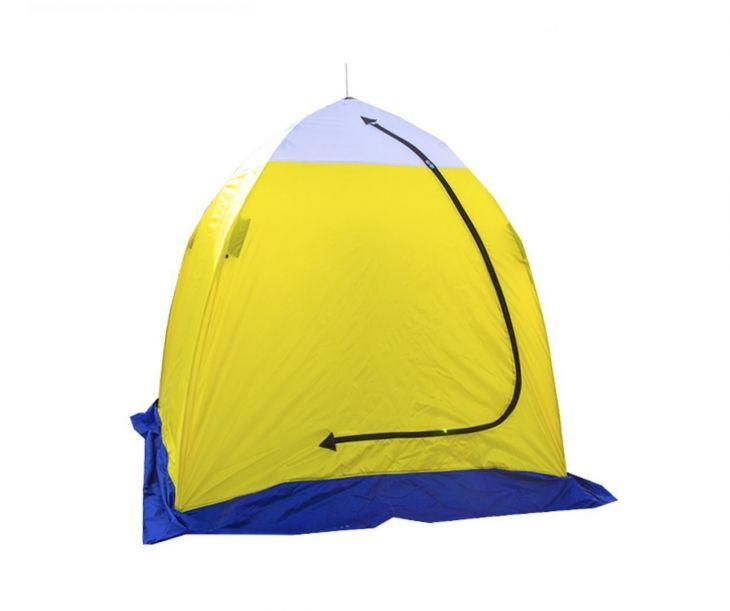 Палатка СТЭК 1-местная дышащая ELITE