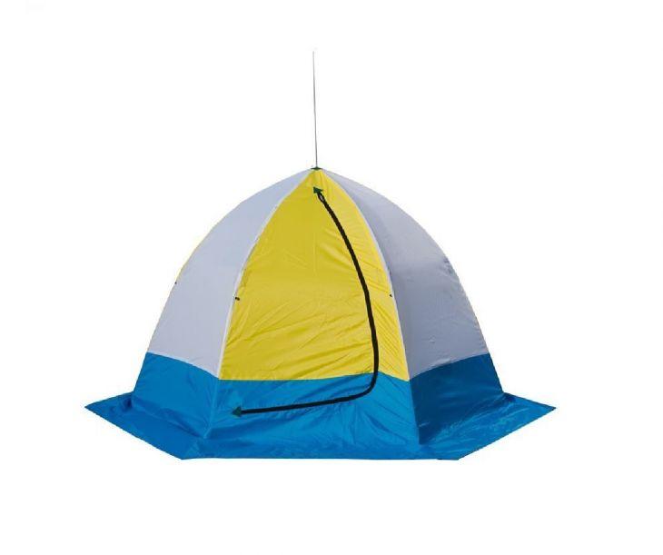 Палатка СТЭК 3-местная ELITE