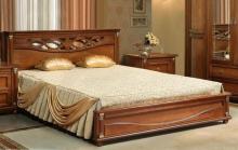 Кровать ВАЛЕНСИЯ 2МП П.254.53 1600