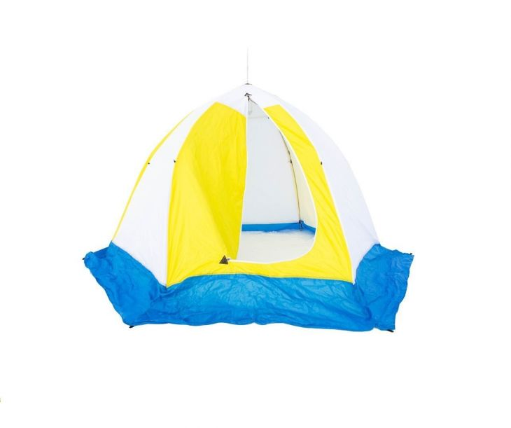 Палатка СТЭК 3-местная дышащая трехслойная ELITE 2,6*1,6
