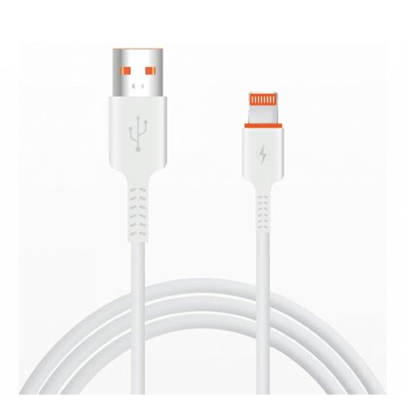 MUJU MJ-83 кабель USB 2.4A (iOS Lighting) 1м