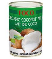 Кокосовое органическое молоко Foco. 400 мл