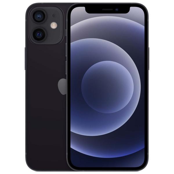 Смартфон Apple iPhone 12 256Gb A2404 (Black) 2 Sim