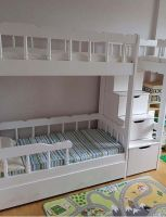 Кровать двухъярусная Лейла №8 с ящиками