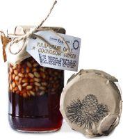 Кедровый орех в сосновом сиропе Таёжный тайник 420г