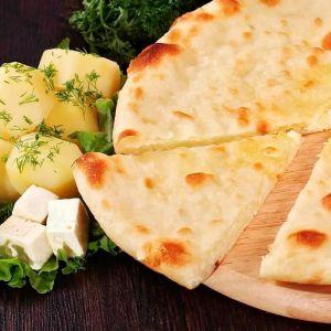 Пирог Кавказский с картофелем и сыром 1000г