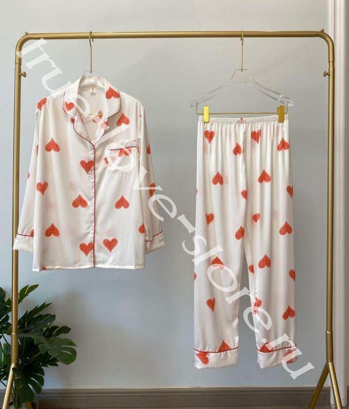 720192-1- Цена за 2 шт, Пижама двойка VS Орнамент (L,XL)