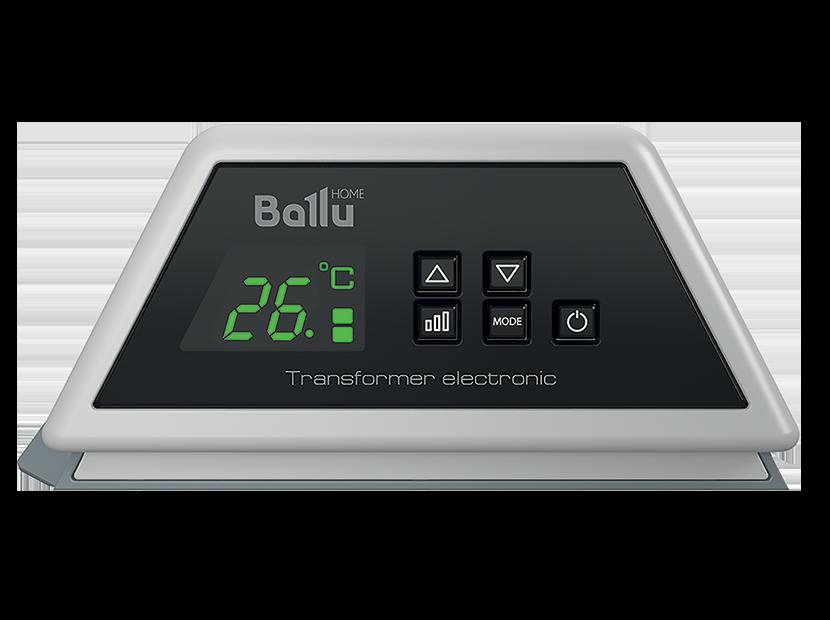 Блок управления Transformer Electronic Ballu BCT/EVU-2.5E (НС-1202621)