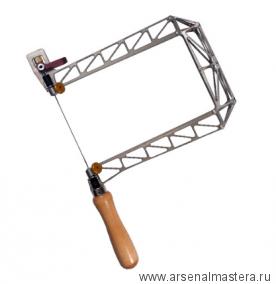 Лобзик ручной Knew Concept Titanium 200 х 130 мм М00015274 125.008T