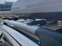 Багажник на рейлинги Kia Mohave, Lux Hunter L46-R, серебристый, крыловидные аэродуги