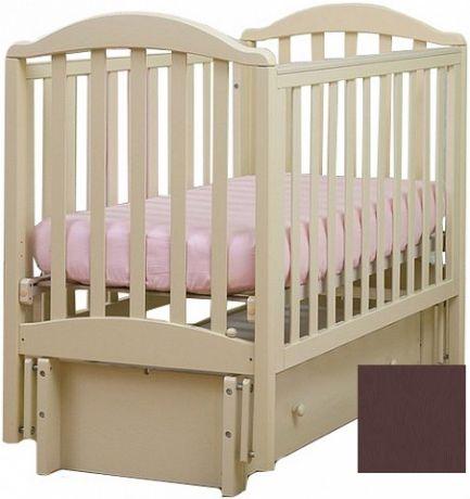 """АБ 17.3 """"Лилия""""  кровать  детская  маятниковая  продольн."""