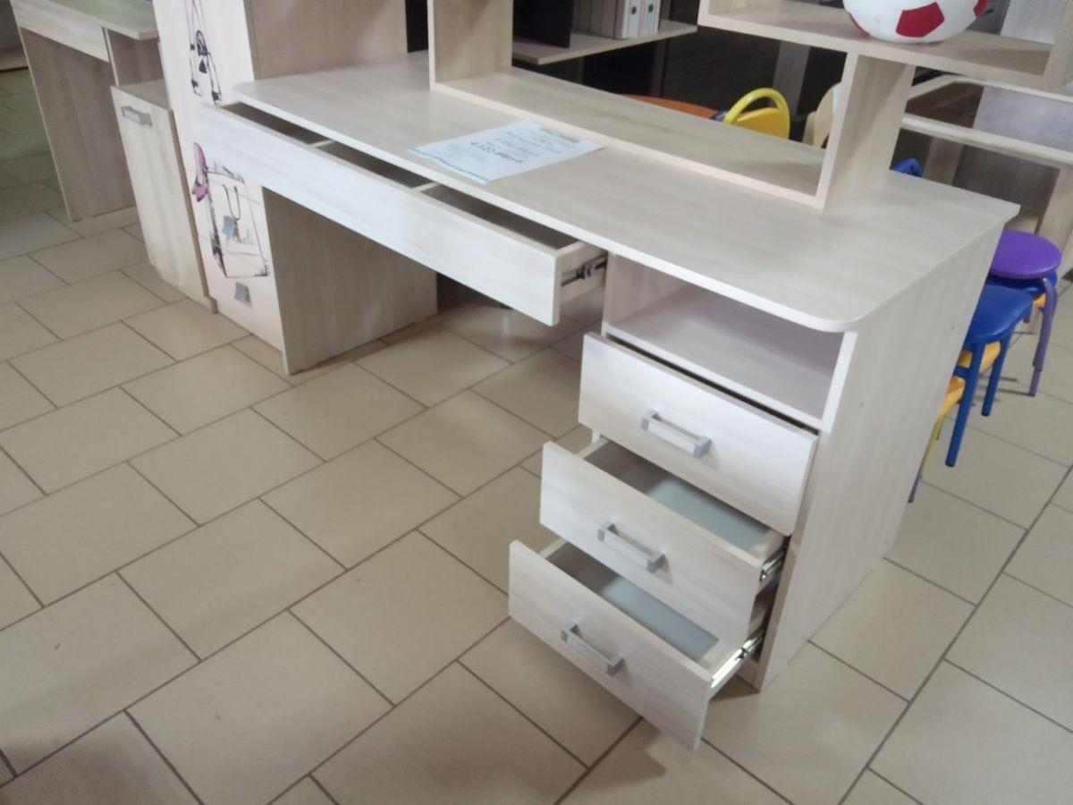 Стол письменный без верхних полок СП-1 (1400)