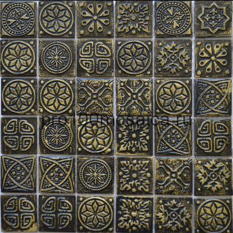 KG4804 керамика. Мозаика серия EXCLUSIVE, 300*300*6 мм (КерамоГраД)