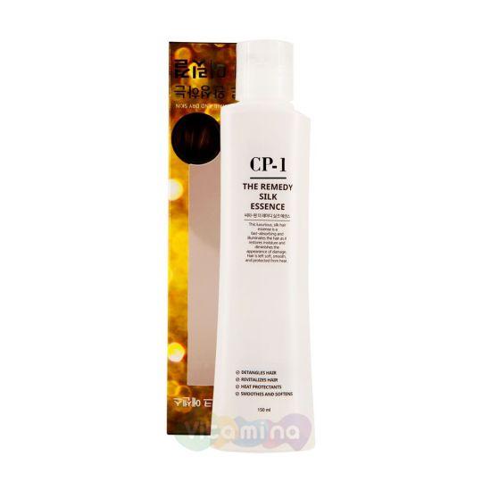 Esthetic House Эссенция на основе шелка для волос CP-1 The Remedy Silk Essence, 150 мл