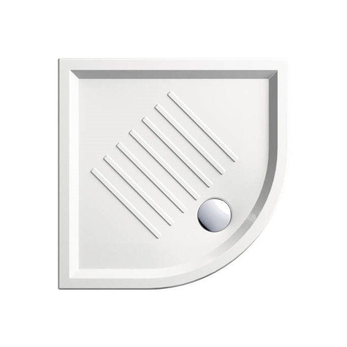 Угловой душевой поддон GSI Doccia 90х90 ФОТО