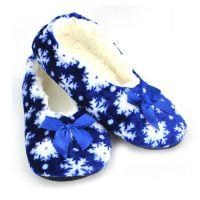 Тапочки синего цвета