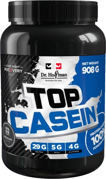 Протеин Dr.Hoffman Top Casein 908g