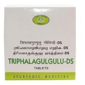 Трифала Гуггул Triphala Guggulu DS Tablet AVN 100 табл.