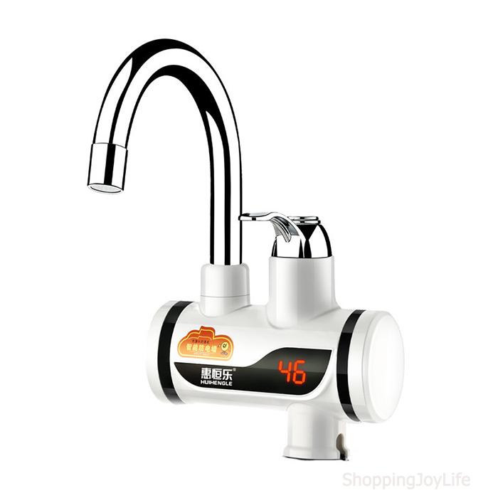 Проточный электрический водонагреватель INSTANT ELECTRIC HEATING WATER FAUCE