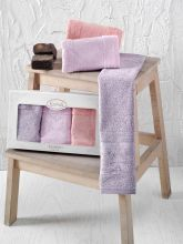 Комплект кухонных полотенец бамбук PANDORA (30*50)*3 Арт.2199-1