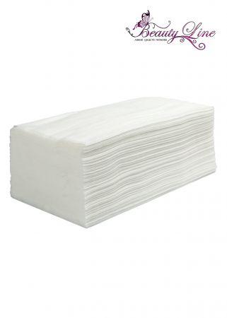 Салфетки одноразовые белые  Размер -  30/30, Плотность - 50; --- 100 штук