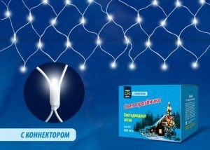 Сетка электрическая Uniel ULD-N2520-240/TWK белый
