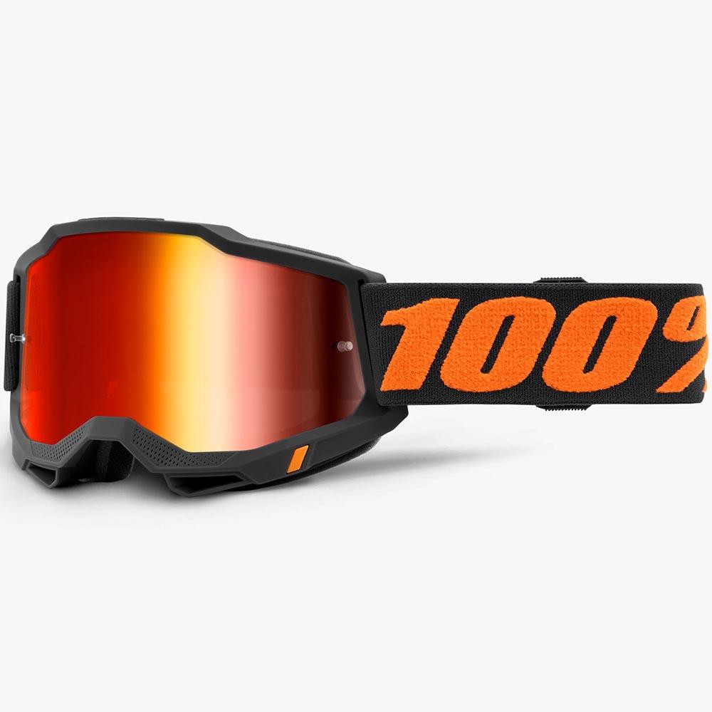 100% Accuri 2 Chicago Mirror Red Lens, очки