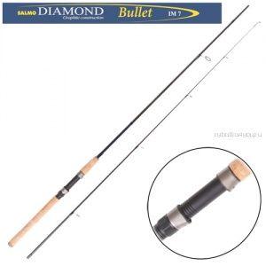 Спиннинг Salmo Diamond Bullet 2,1 м / тест 3 - 12 м