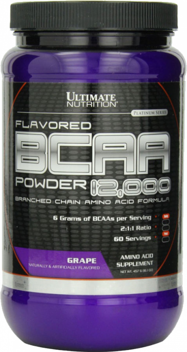 Ultimate Nutrition Flavored BCAA 12.000