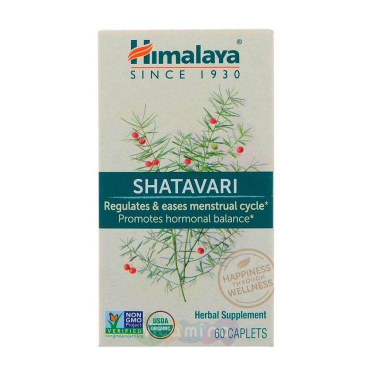 Himalaya Шатавари Shatavari, 60 капс