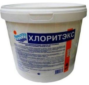 Хлоритэкс гранулы (4 кг.) - все для сада, дома и огорода!