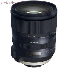 Объектив Tamron 24-70mm f2.8 Di VC USD G2 для Canon