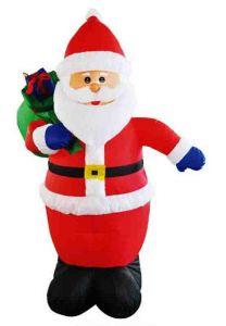 Дед Мороз с мешком (3 м)