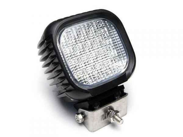 Квадратная светодиодная LED фара рабочего света 48W CREE