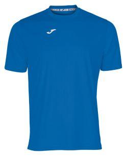 Футболка игровая Joma Combi (синяя)