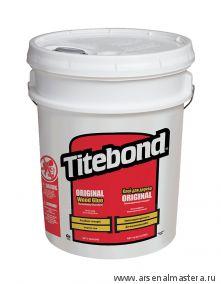 Клей столярный Titebond Original Wood Glue 5067 кремовый  20 кг
