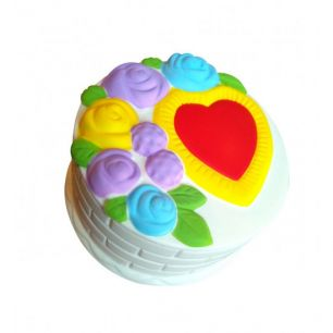 Игрушка анти стресс сквиши (Squishy) торт