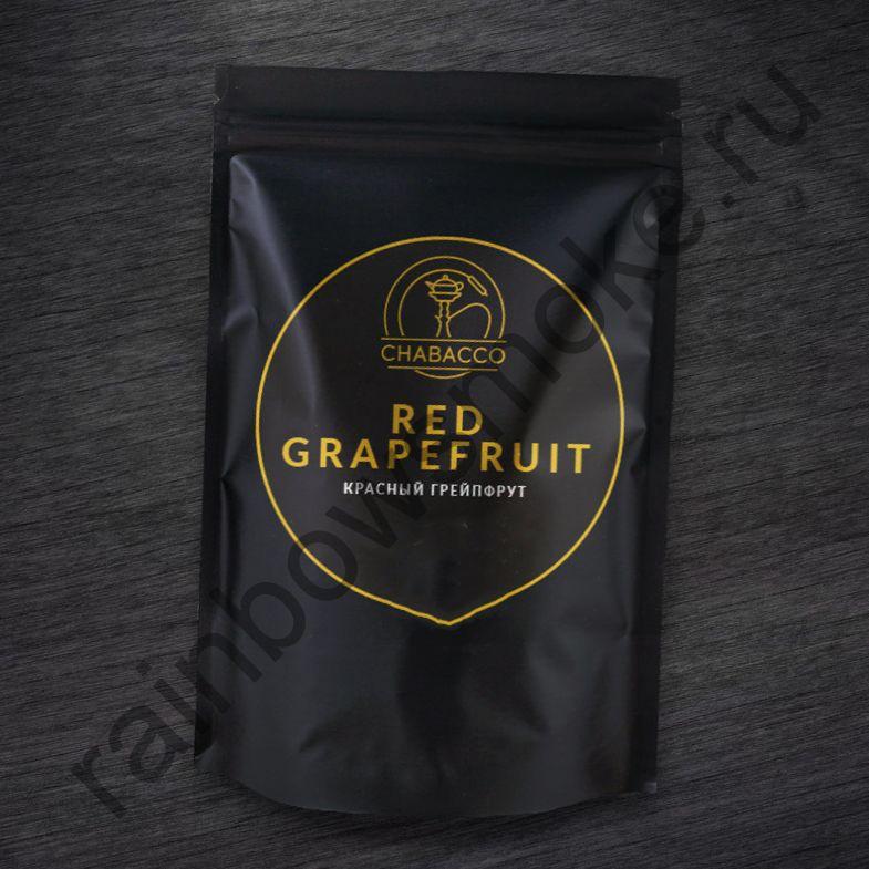 Chabacco Hard 50 гр - Red Grapefruit (Красный Грейпфрут)