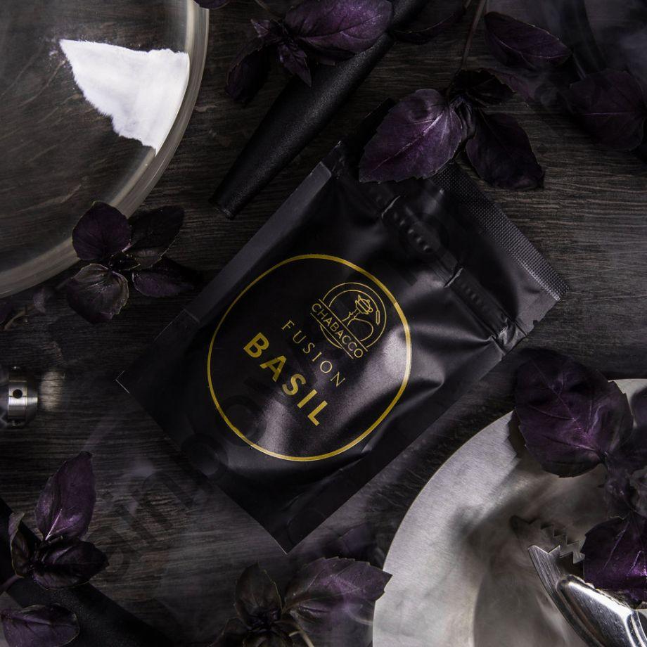 Chabacco Hard 100 гр - Basil (Базилик)