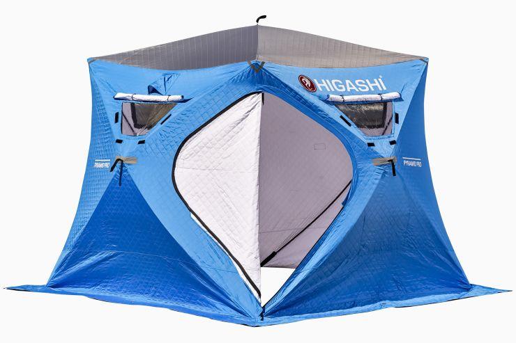 Палатка   зимняя HIGASHI PYRAMID PRO DC 230*230*200