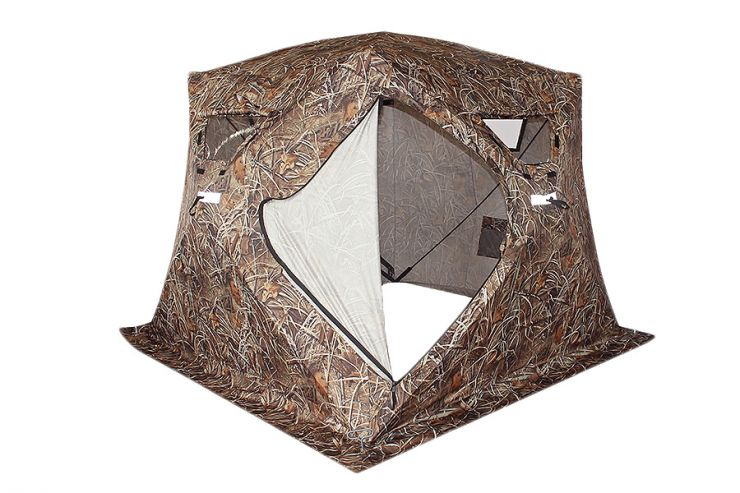 Палатка   зимняя HIGASHI Camo PYRAMID 230*230*200