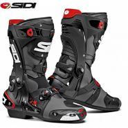 Мотоботы Sidi Rex, Grey/Black