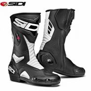 Мотоботы Sidi Performer Lei, Black/White